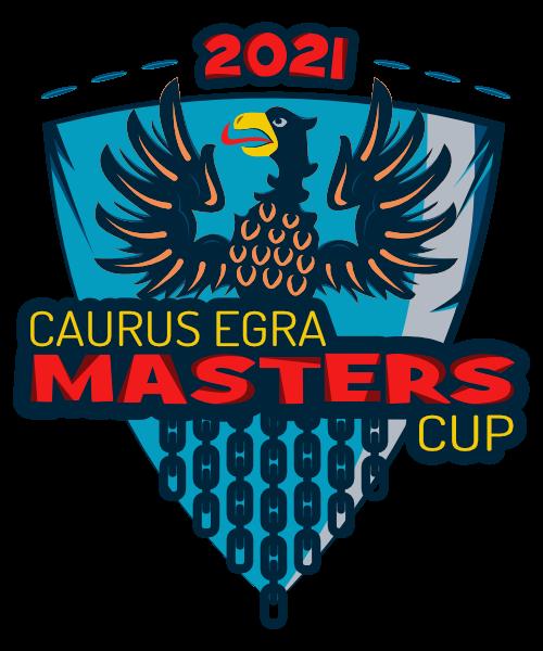 Logo mezinárodního mistrovství České republiky v kategoriích Masters